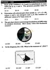 NSTSE 2009 Class VIII Question Paper with Answers - Mathematics