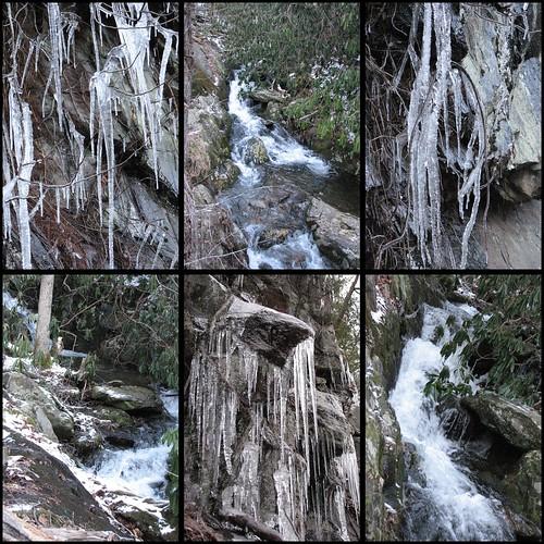 Smokey Mountains Collage 4