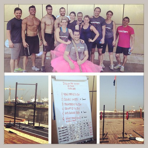 Happy birthday workout for JP. Nice outdoor session #birthday #treat #workout #friday #fun