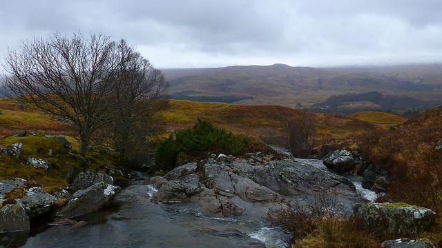 Ledcharrie Burn, Glen Dochart