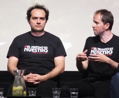 Alfonso Sánchez and Alberto López