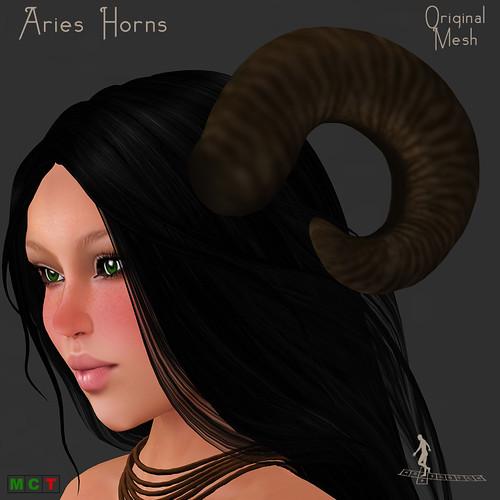 Aries Horns