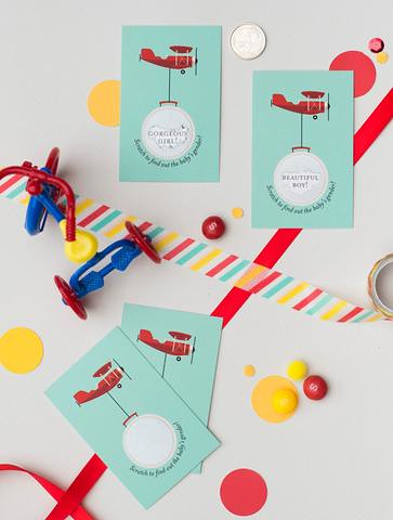Scratch off cards| Scratch off greeting cards