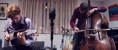 Ward, Lash, Knedal-Andersen + Beck and Weave/Unravel @ Notes and Sound, Sheffield 11.2.13