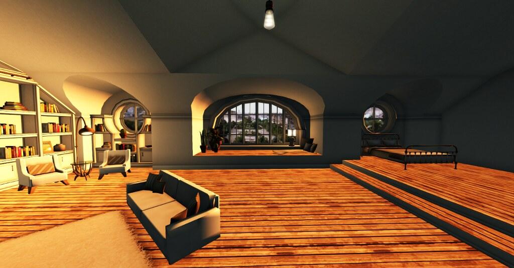 [ba]'s Stockholm Attic skybox