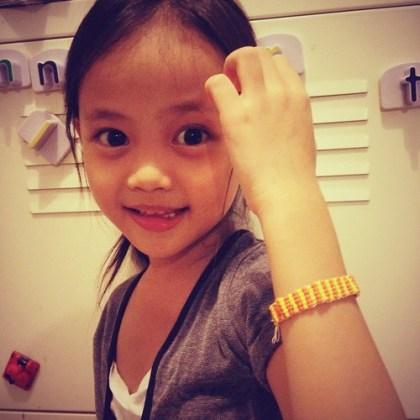 aina's bracelet