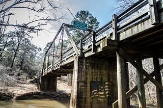 Long Cane Creek Bridge