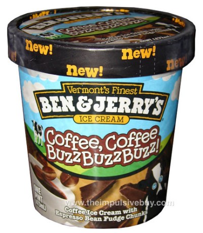 Ben & Jerry's Coffee, Coffee BuzzBuzzBuzz