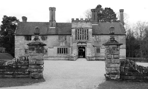 20130303-02_Baddesley Clinton Manor House - National Trust by gary.hadden