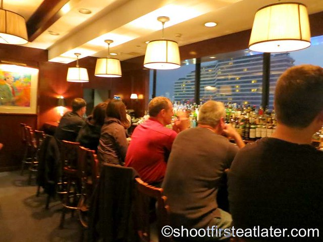 Happy Hour at Morton's HK-002