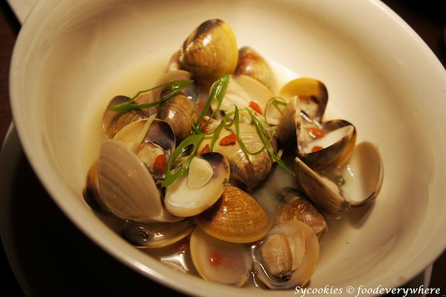 9.shiong tong clam RM 14.90 @wonder mama