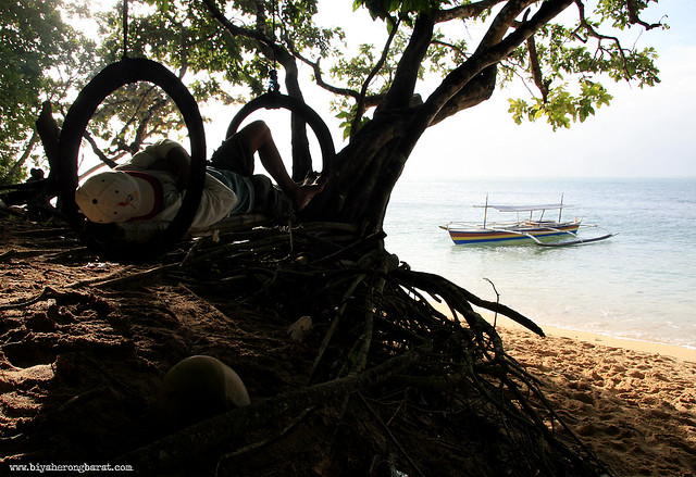 Quinamanucan Island Vinzons Camarines Norte