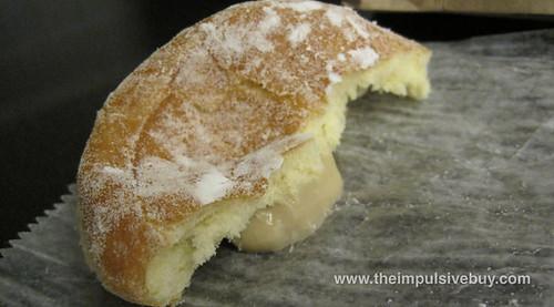 Dunkin' Donuts Irish Creme Donut Just. Too. Much.