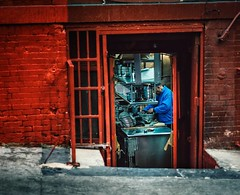 A look behind the scenes in chinatown nyc