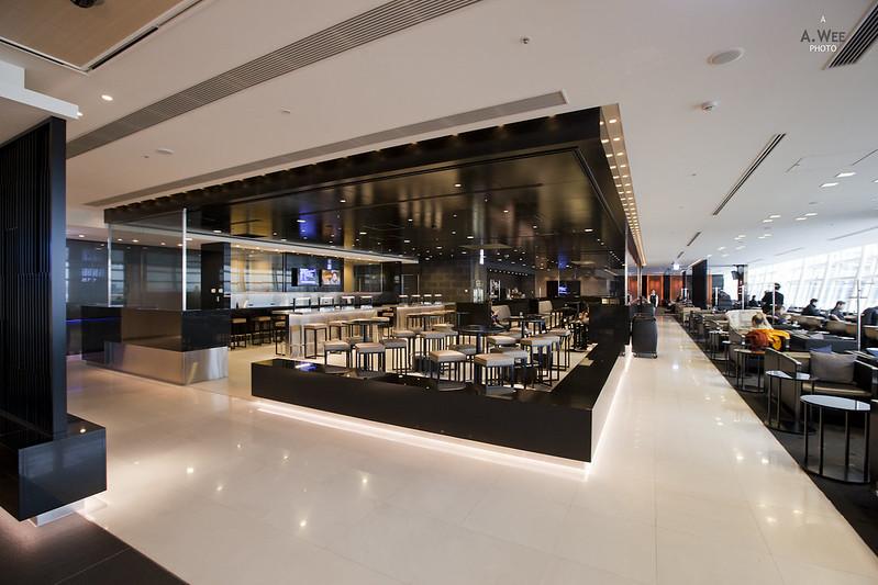 ANA Lounge at Haneda