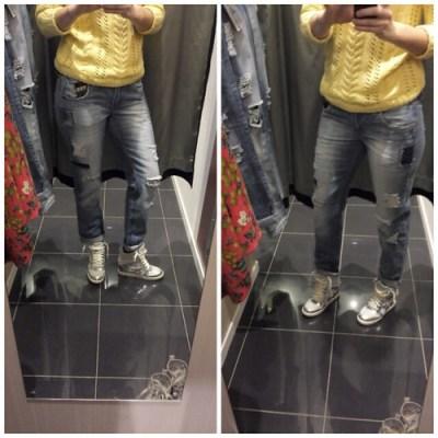 SmashinBeauty Fashion Saturday boyfriend jeans