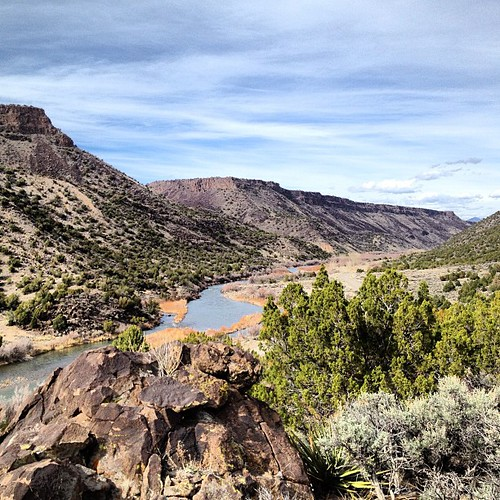 Camping along the Rio Grande - Orilla Verde
