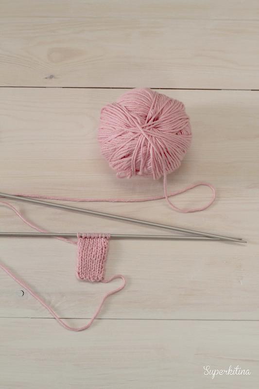 Algodón rosa