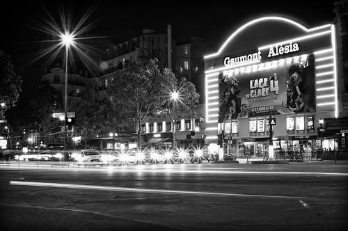 Paris at Night #2 by ontourwithben
