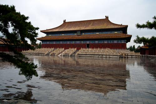Palacio Cultural de los Trabajadores en Beijing
