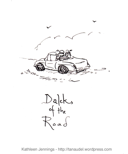 Daleks of the Road