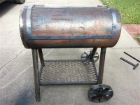 Reverse Flow Smoker / BBQ Pit Project - Lots of Pictures ...