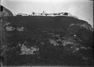 Castello di Beseno Archivio Fatturini anni 30