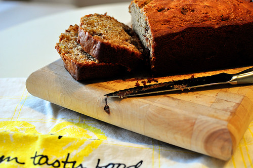 Peanut Butter Cup Banana Bread 3
