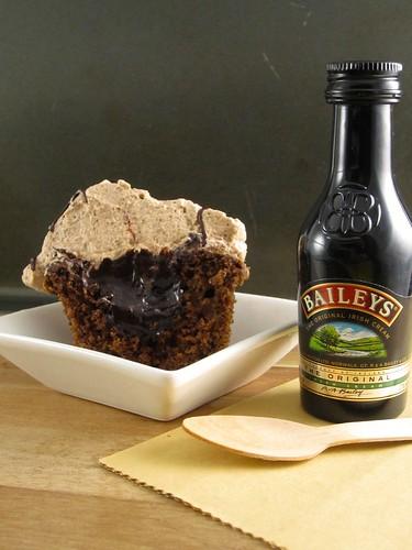 Bailey's Irish Cream Cupcakes