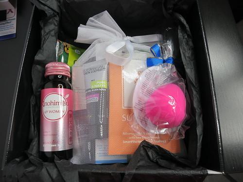 Singapore Lifestyle Blog, Singapore Beauty Blog, beauty reviews, Singapore beauty blogger,  Black Box, Sample boxes, Free sample boxes, Black box review, nadnut