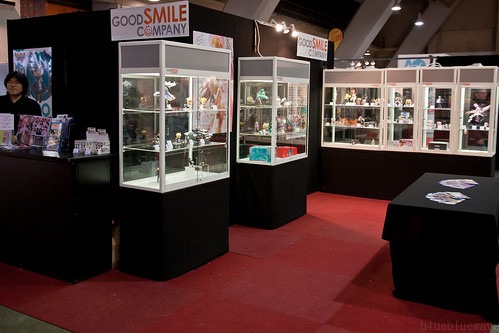 Good Smile Company booth at Made in Asia 5