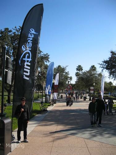 Run Disney health and fitness expo