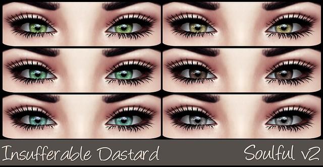 Insufferable Dastard - Soulful Eyes V.2