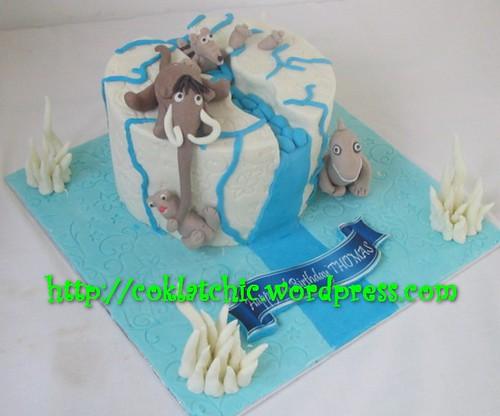 Cake Ice Aged