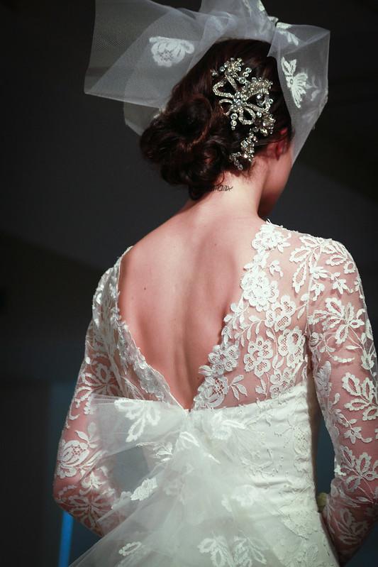 Oscar de la Renta Bridal 2014 - 147