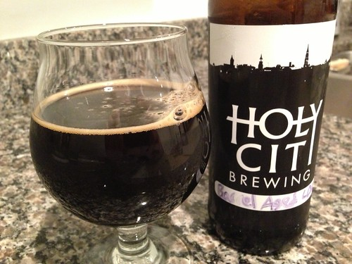 Holy City BA Lowcounrty Dark Ale