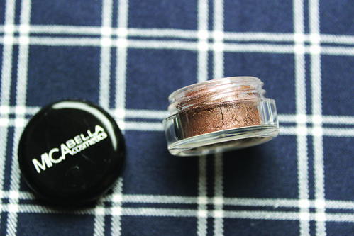 Micabella Mineral Eye Shadow in Deep Secrets