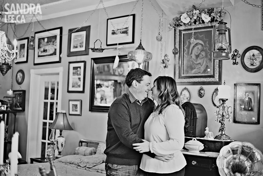 Victoria + Darryl   Engaged