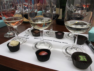 Jacek Chocolate Couture & Baseline Wines Tasting
