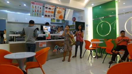 iTea Milk Tea GenSan