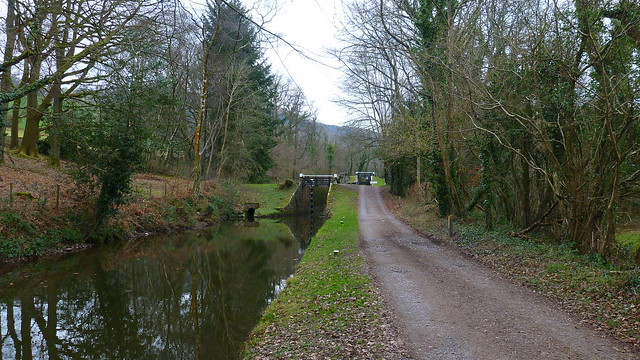 Monmouthshire & Brecon Canal, Llangynidr