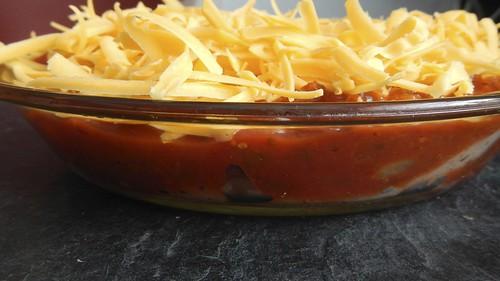 Chicken Salsa Cheese 10