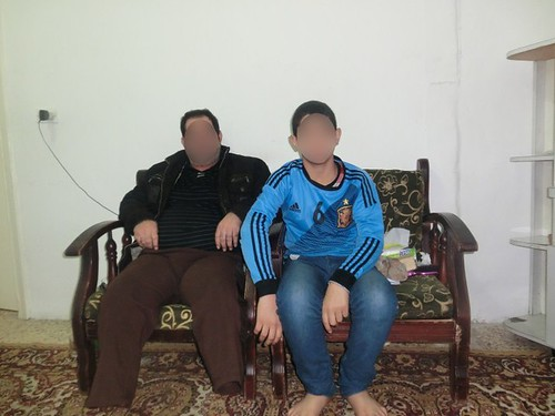 Father and sons suffer bombs, kidnapping and torture by aymanfadel