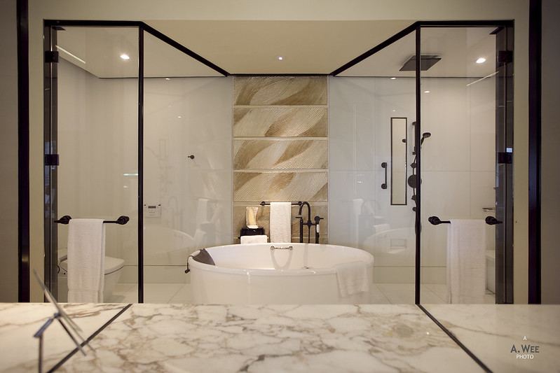 Bathroom in the Grand Deluxe Room