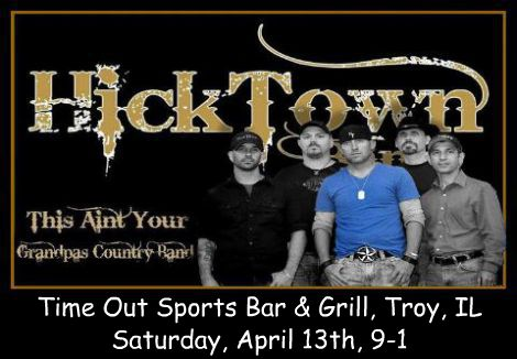 Hicktown 4-13-13