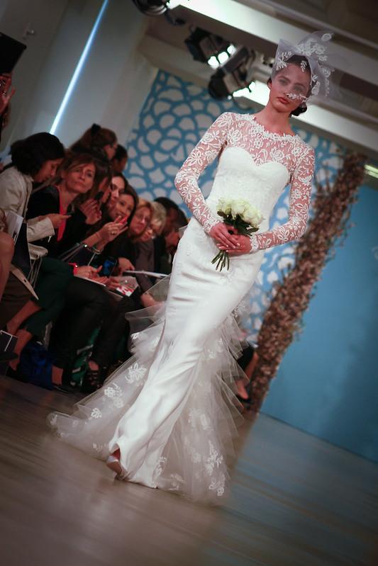 Oscar de la Renta Bridal 2014 - 141