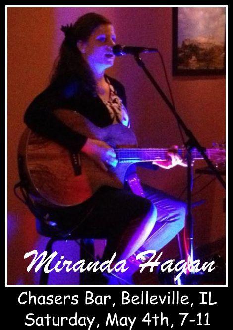 Miranda Hagan 5-4-13