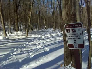 Hancock Shaker Trail