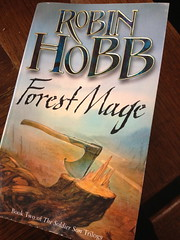 "Robin Hobb's ""Forest Mage"""