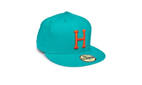 20_HUF_Spring_2013_Classic_H_New_Era_Teal_Orange